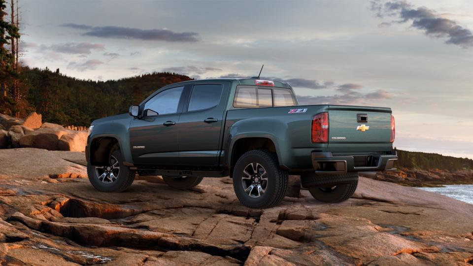 san diego graphite metallic 2017 chevrolet colorado new truck for. Cars Review. Best American Auto & Cars Review