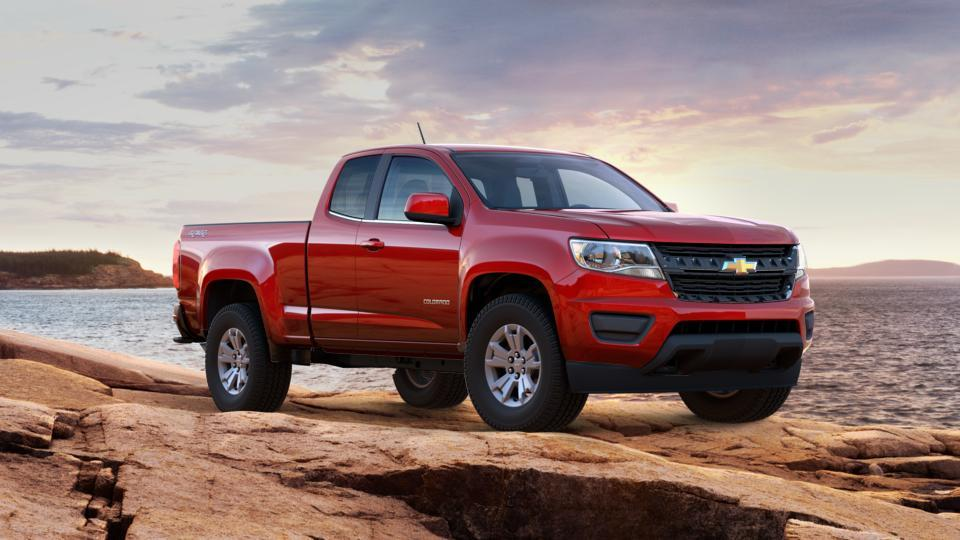 2017 Chevrolet Colorado Vehicle Photo in St. Clairsville, OH 43950