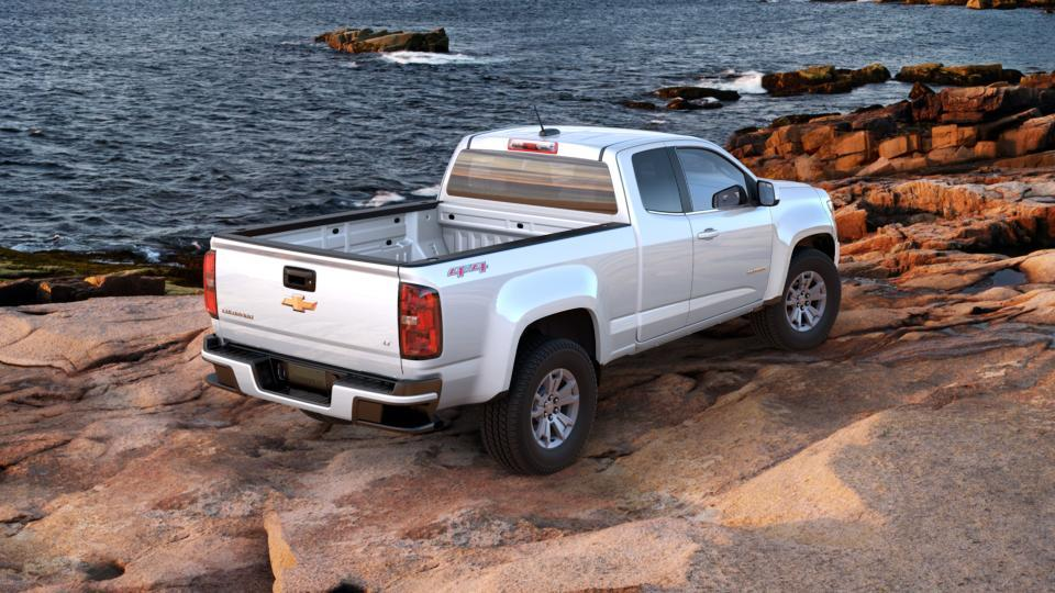 new truck 2017 summit white chevrolet colorado extended cab long box 4 wheel drive lt for sale. Black Bedroom Furniture Sets. Home Design Ideas