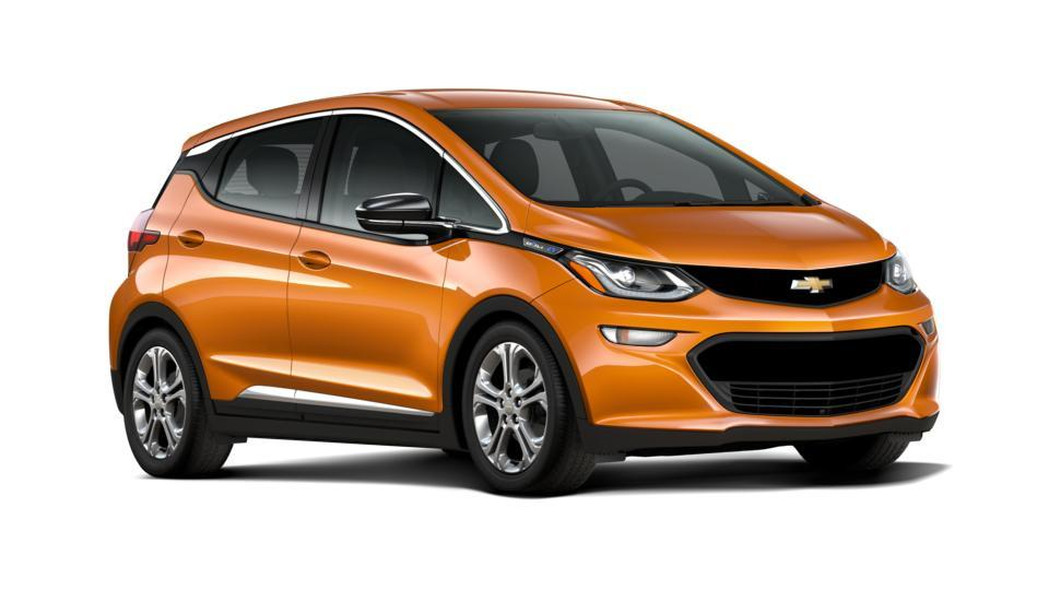New Car 2017 Orange Burst Metallic Chevrolet Bolt Ev 5dr