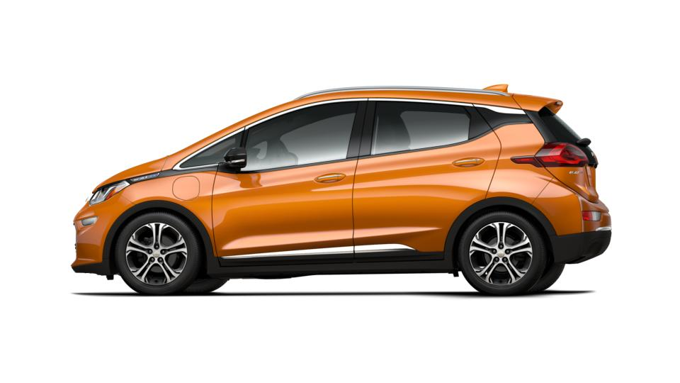 New Orange Burst Metallic 2017 Chevrolet Bolt Ev 5dr Hb