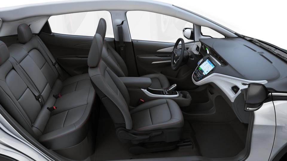 New 2017 Mosaic Black Metallic Chevrolet Bolt Ev 5dr Hb Premier For Sale In New Jersey H4164745