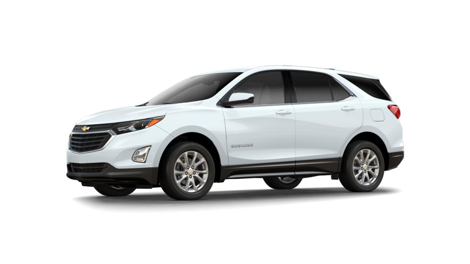 New 2018 Chevrolet Equinox AWD LT