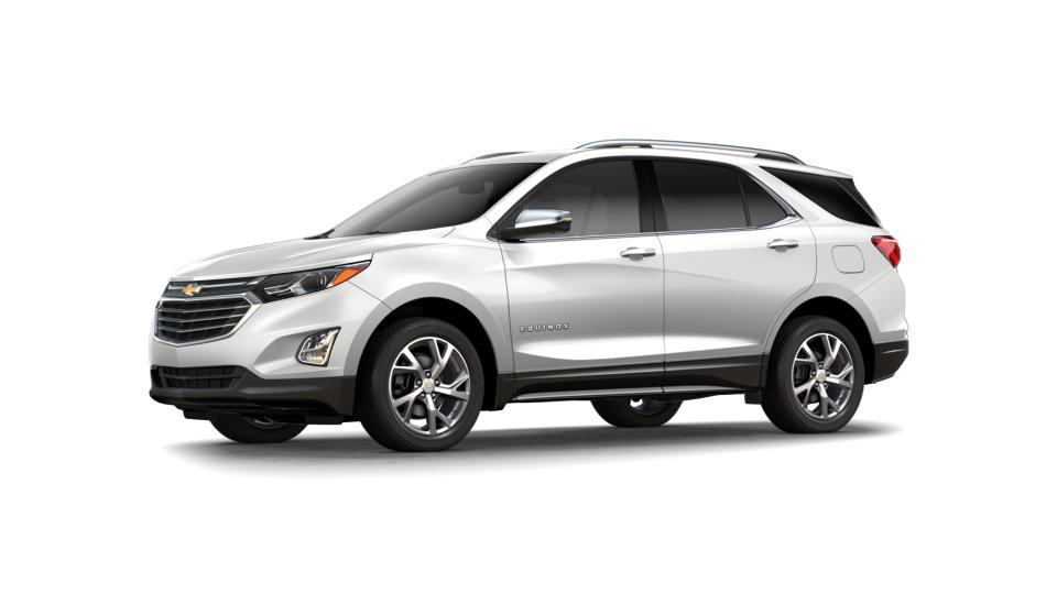 2018 Pearl Awd Premier Chevrolet Equinox For Sale In