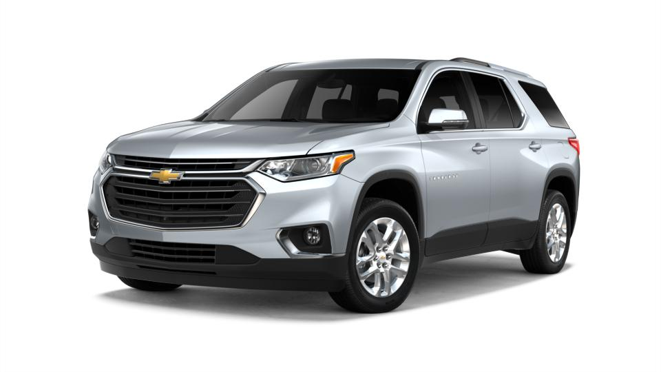 new 2018 silver ice metallic chevrolet traverse for sale in overland. Cars Review. Best American Auto & Cars Review