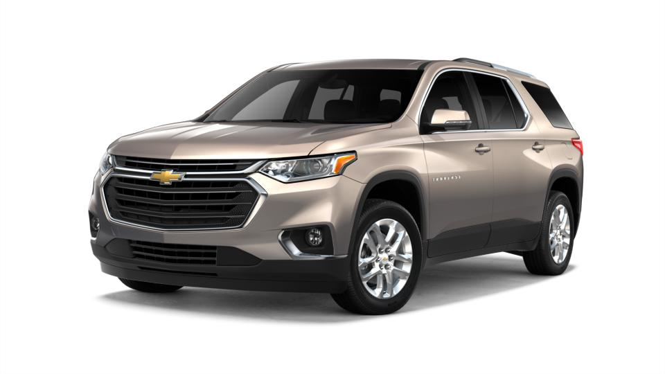 Madras - New Chevrolet Traverse Vehicles for Sale