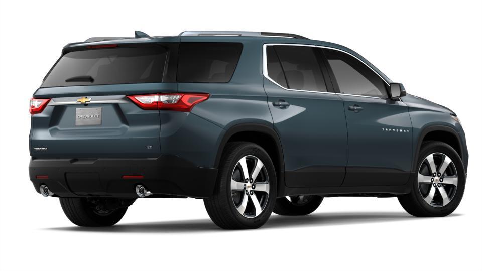 New Graphite Metallic 2018 Chevrolet Traverse for Sale in Glendora, CA | Glendora Chevrolet