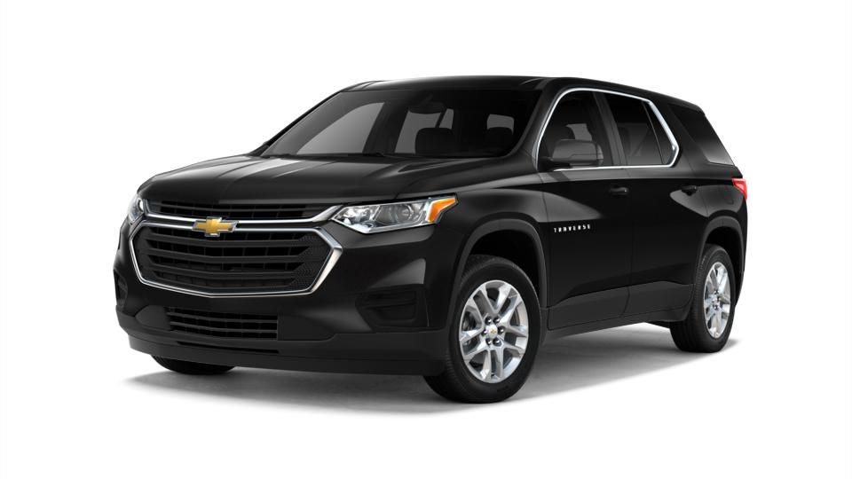 Woodhaven new Chevrolet Traverse cars at Michael Bates ...
