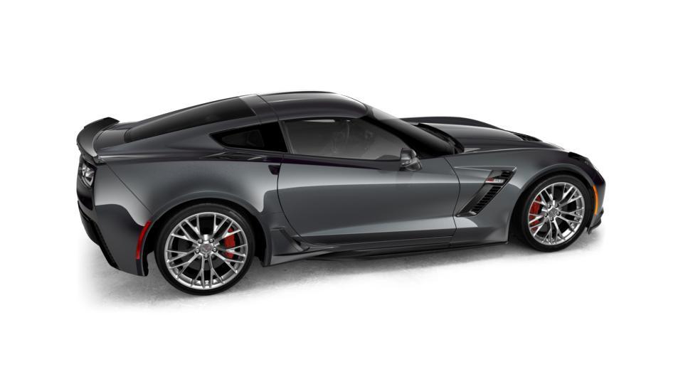 New Car 2018 Watkins Glen Gray Metallic Chevrolet Corvette