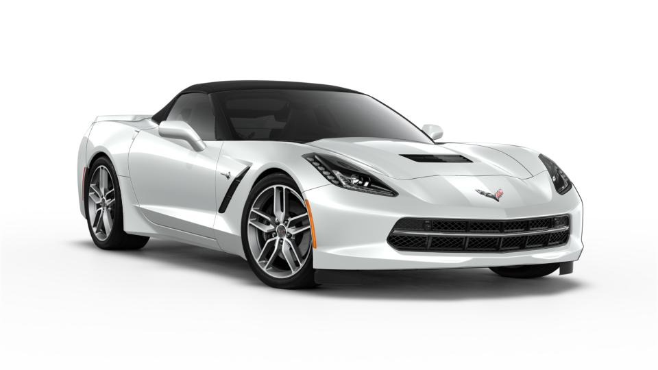 2018 arctic white stingray convertible z51 3lt chevrolet corvette for sale in maine. Black Bedroom Furniture Sets. Home Design Ideas
