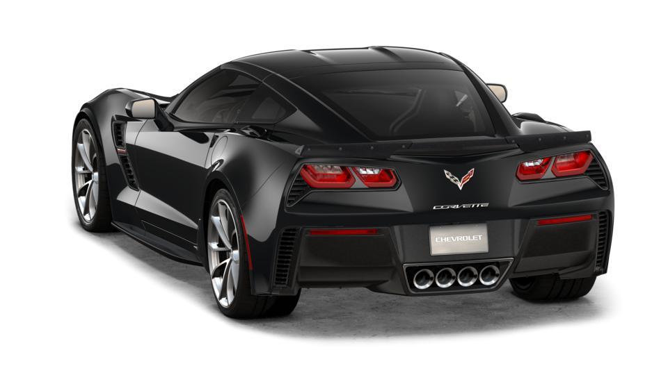 New 2018 Black Chevrolet Corvette Grand Sport Coupe 2lt