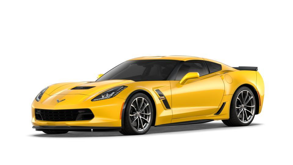 jasper yellow 2018 chevrolet corvette new car for sale. Black Bedroom Furniture Sets. Home Design Ideas