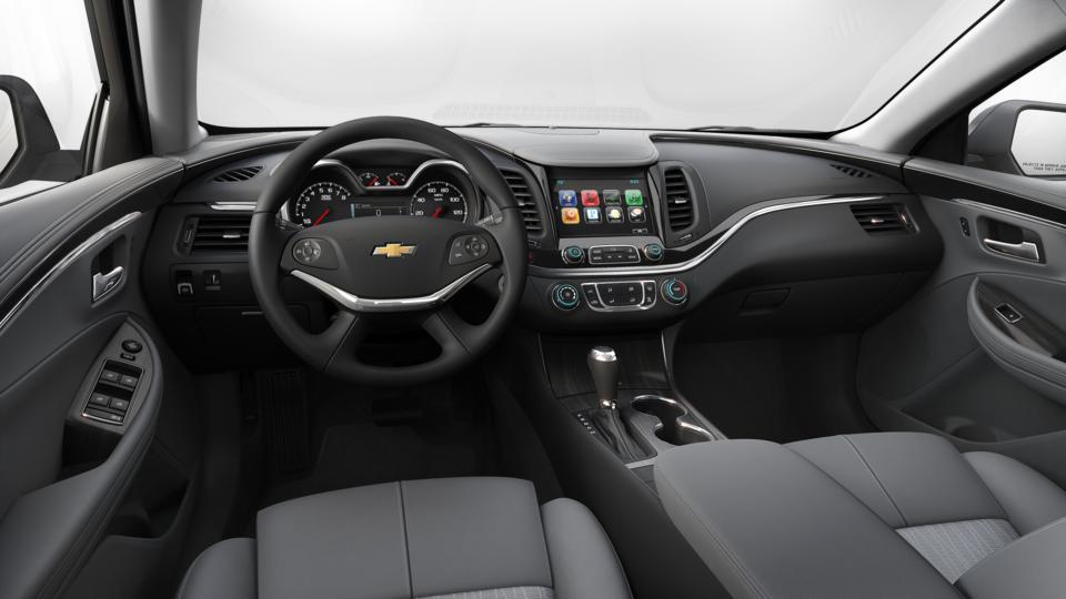 New Summit White 2018 Chevrolet Impala Ashland Car For Sale N1633