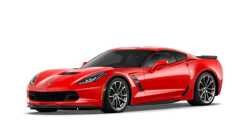 New Car 2018 Torch Red Chevrolet Corvette Grand Sport