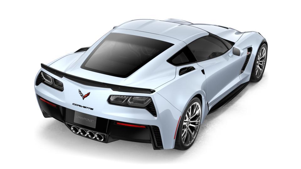 New Car 2018 Ceramic White Chevrolet Corvette Coupe Z06