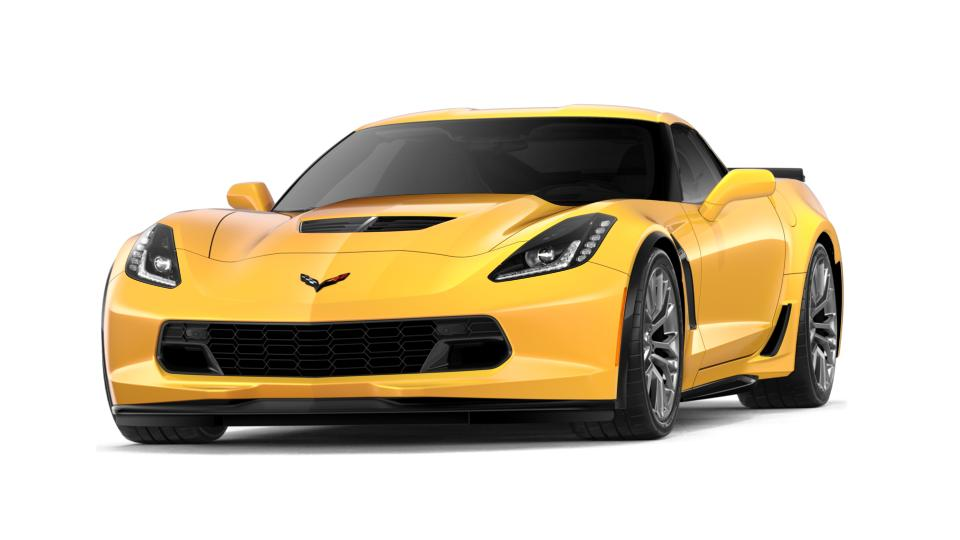 New Car 2018 Corvette Racing Yellow Tintcoat Chevrolet