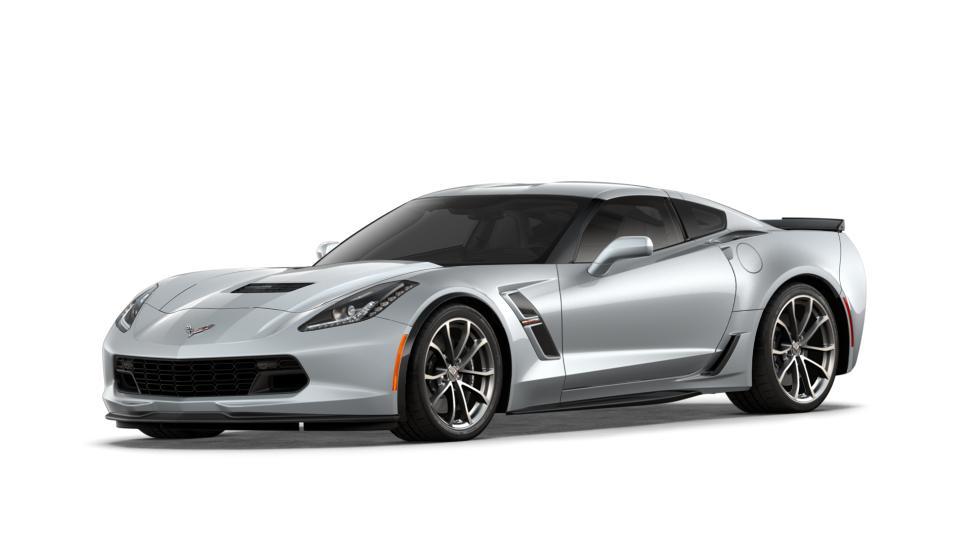 New Car 2018 Blade Silver Metallic Chevrolet Corvette