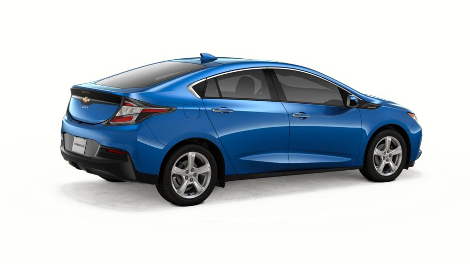 New Kinetic Blue Metallic 2018 Chevrolet Volt For Sale In