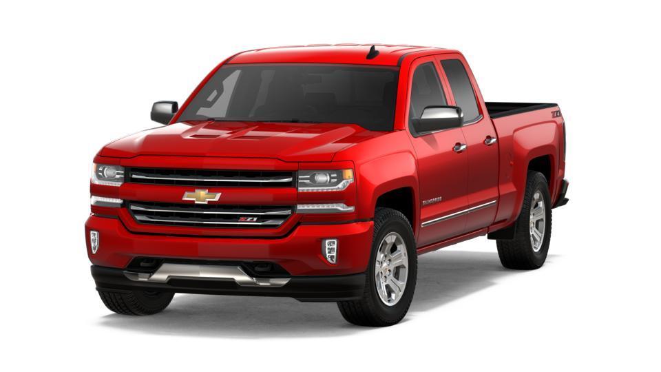 New Truck 2018 Red Chevrolet Silverado 1500 Double Cab ...