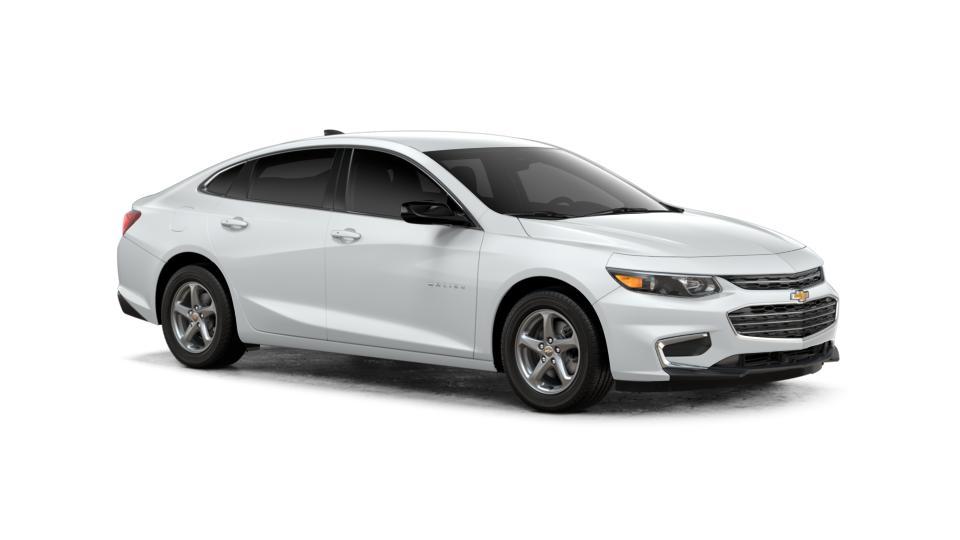 2018 Chevrolet Malibu 1ls In Summit White For Sale In