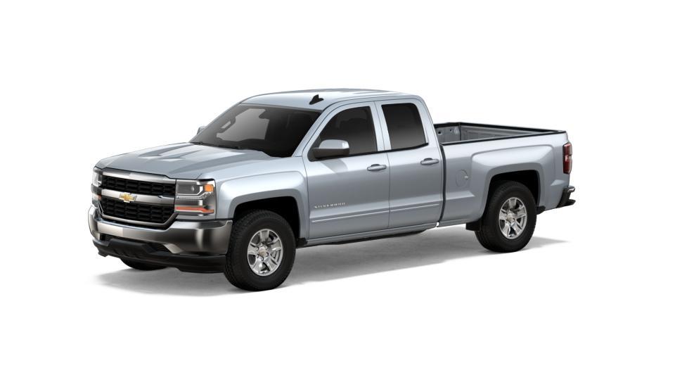 Conyers Silver Ice Metallic 2018 Chevrolet Silverado 1500: New Truck for Sale - 3700