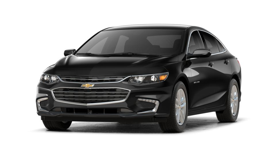2018 Chevrolet Malibu New Mosaic Black Metallic Car for