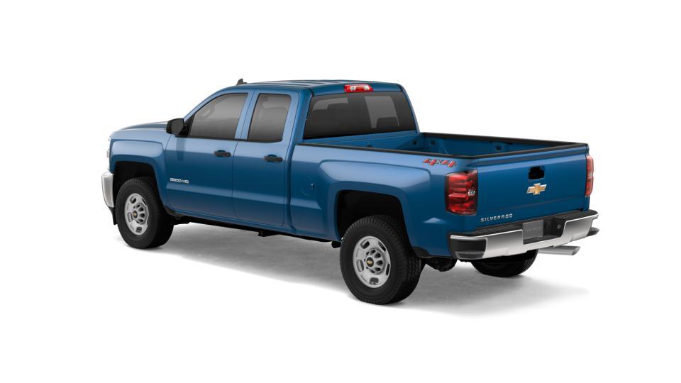 pekin deep ocean blue 2018 chevrolet silverado 2500hd new truck for sale 19453. Black Bedroom Furniture Sets. Home Design Ideas