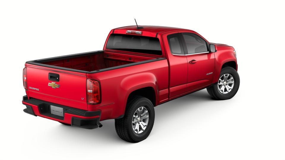 New Cajun Red Tintcoat 2018 Chevrolet Colorado Extended