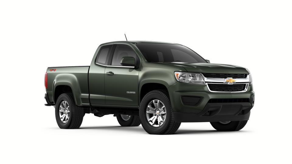 2018 Chevrolet Colorado Vehicle Photo In Warwick, RI 02888
