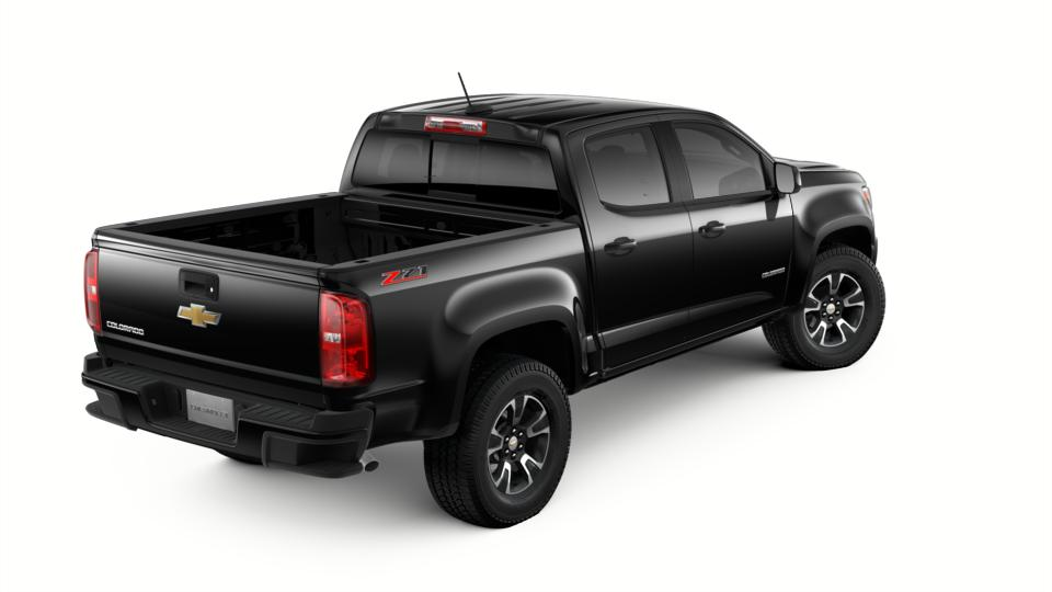 Bastrop Black 2018 Chevrolet Colorado New Truck Available