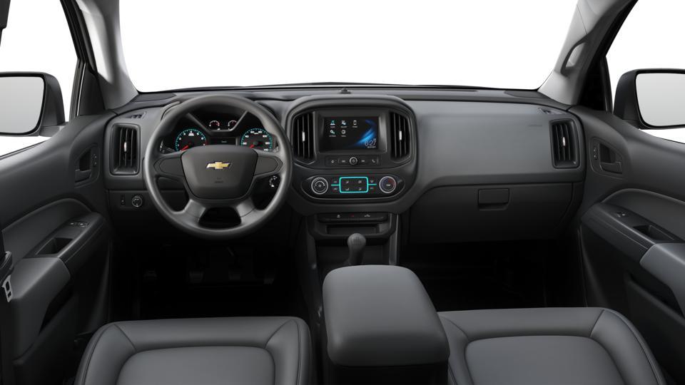 2016 Chevrolet Silverado 1500 Double Cab >> 2018 Black Extended Cab Long Box 2-Wheel Drive Base Chevrolet Colorado for sale at Chuck Stevens ...