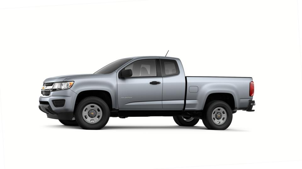 baton rouge silver ice metallic 2018 chevrolet colorado new truck for sale 18t099. Black Bedroom Furniture Sets. Home Design Ideas