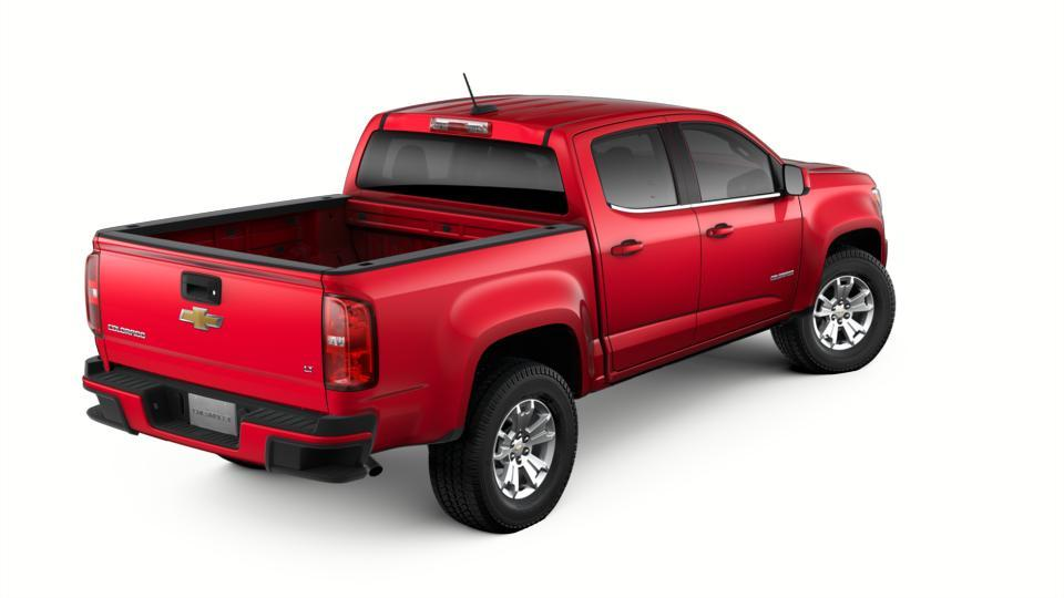 Cajun Red Tintcoat 2018 Chevrolet Colorado New Truck For