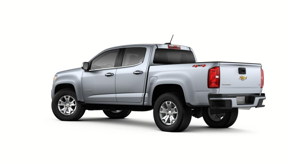 Jack Schmitt Chevrolet >> New Silver Ice Metallic Gray 2018 Chevrolet Colorado Crew Cab Short Box 4-Wheel Drive LT for ...