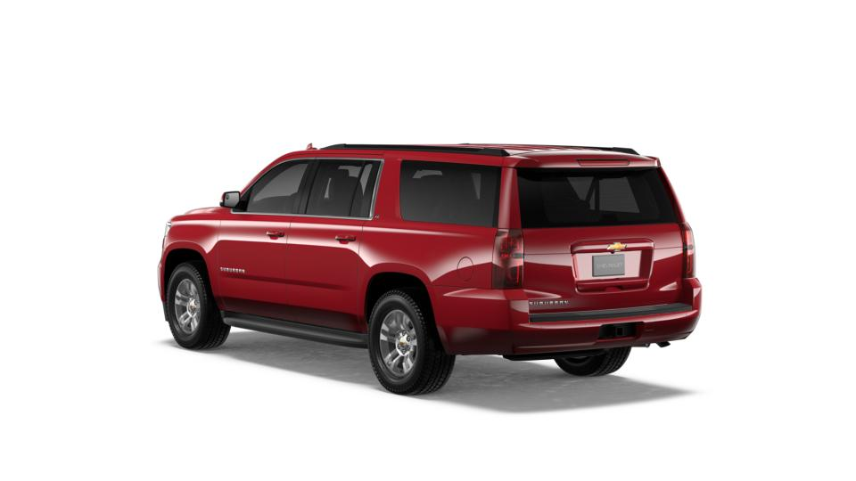 New 2018 Chevrolet Suburban Red Tintcoat For Sale In