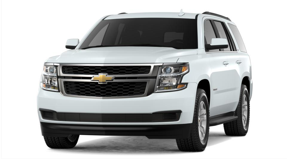 2018 Chevrolet Tahoe 4wd Review: New Summit White 2018 Chevrolet Tahoe: Ashland Suv For