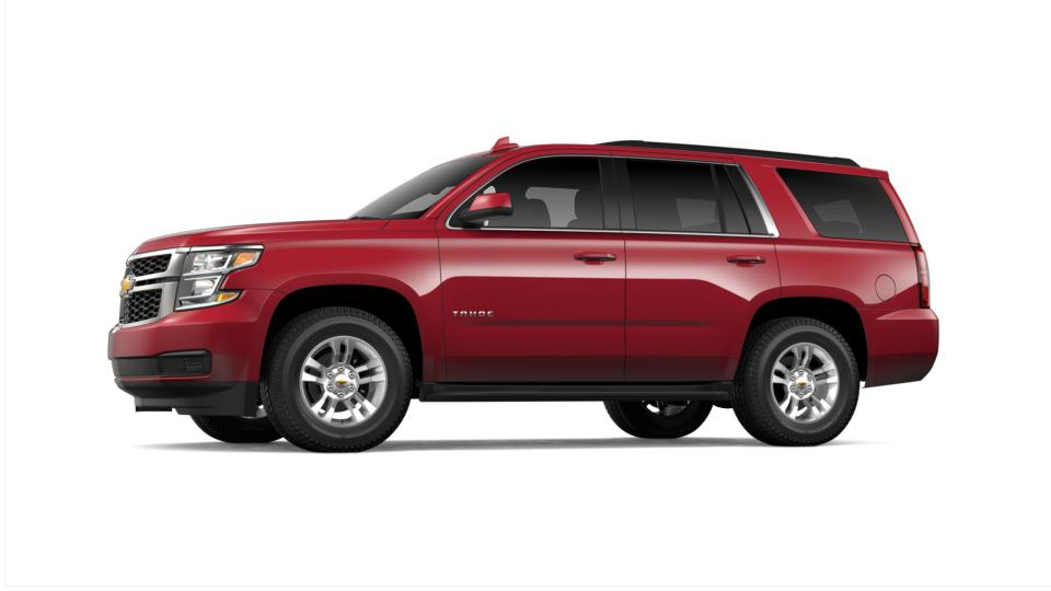 Siren Red Tintcoat 2018 Chevrolet Tahoe New Suv For Sale San Antonio 1gnscakc6jr268181