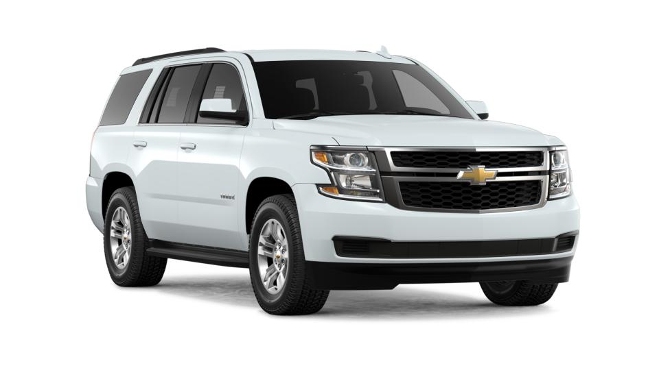 New Summit White 2018 Chevrolet Tahoe 2WD LS for Sale in