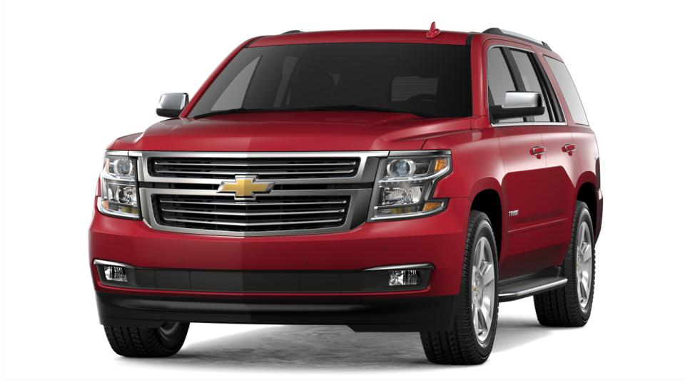 2018 Chevrolet Tahoe 4wd Review: New Suv 2018 Red Tintcoat Chevrolet Tahoe 4WD Premier For