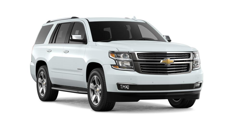 New Suv 2018 Summit White Chevrolet Tahoe 4wd Premier For