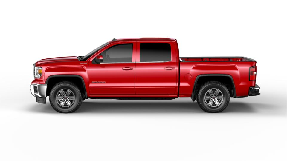 dallas fire red 2014 gmc sierra 1500 used truck for sale 4264. Black Bedroom Furniture Sets. Home Design Ideas