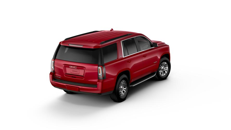 New orleans crystal red tintcoat 2015 gmc yukon used suv for Mossy motors new orleans used cars