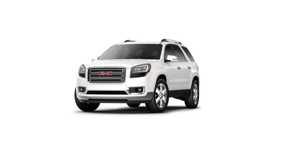 bastrop white frost tricoat 2017 gmc acadia limited new suv for sale 371358. Black Bedroom Furniture Sets. Home Design Ideas
