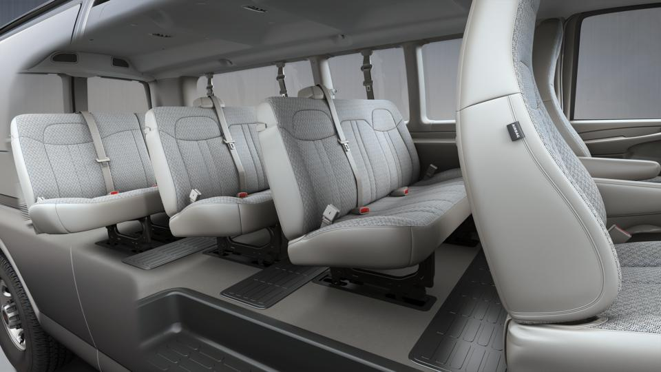 New 2017 GMC Savana Passenger from your Rome NY dealership