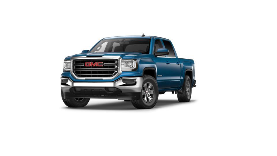 Chevy Dealership In Corpus Christi New 2017 Stone Blue Metallic GMC Sierra 1500 Crew Cab ...