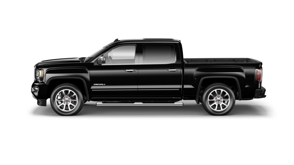 Buick Accessories Springfield >> North Springfield Black 2017 GMC Sierra 1500: Certified Truck for Sale - ST171308A