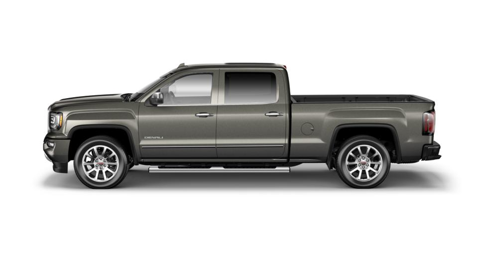 new 2017 mineral metallic gmc sierra 1500 crew cab standard box 4 wheel drive denali for sale in. Black Bedroom Furniture Sets. Home Design Ideas