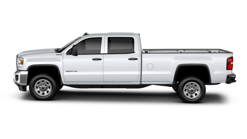 new 2017 summit white gmc sierra 3500hd crew cab long box 4 wheel drive for sale in new jersey. Black Bedroom Furniture Sets. Home Design Ideas