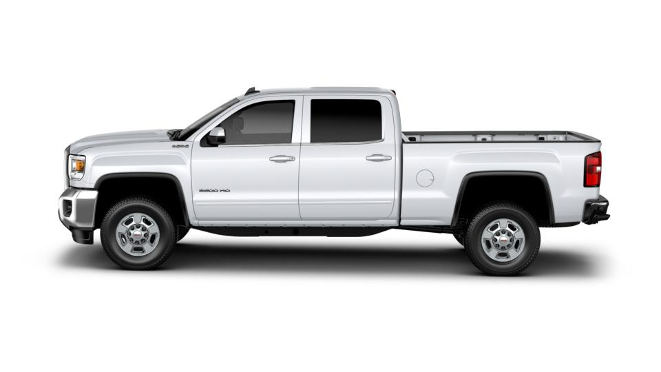 new 2017 summit white gmc sierra 2500hd crew cab standard box 4 wheel drive sle for sale in. Black Bedroom Furniture Sets. Home Design Ideas
