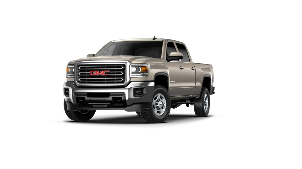 new truck 2017 pepperdust metallic gmc sierra 2500hd crew cab standard box 4 wheel drive sle for. Black Bedroom Furniture Sets. Home Design Ideas